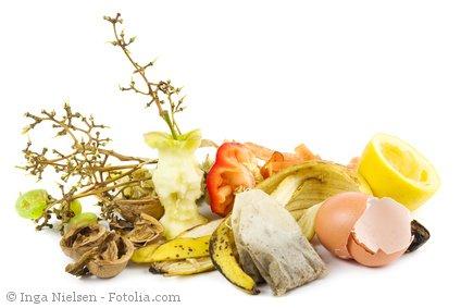 Bioabfall organische Reststoffe