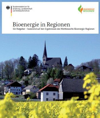 Cover Erfahrungsbericht Bioenergie-Regionen