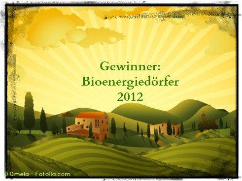 Bioenergie Dorf