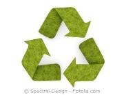 Logo Kreislaufwirtschaft Recycling