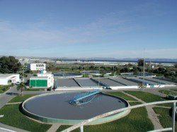 Biomethan aus Abwasseranlage