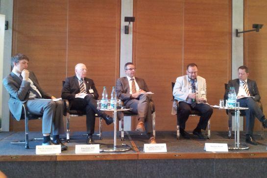 Diskussion zum Wärmemarkt und Novelle des EEWärmeG