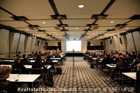 Forum ICC Berlin Kraftstoffe der Zukunft