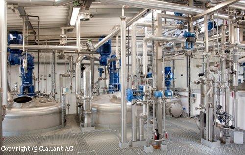 Foto Herstellung Sunliquid Zellulose-Ethanol