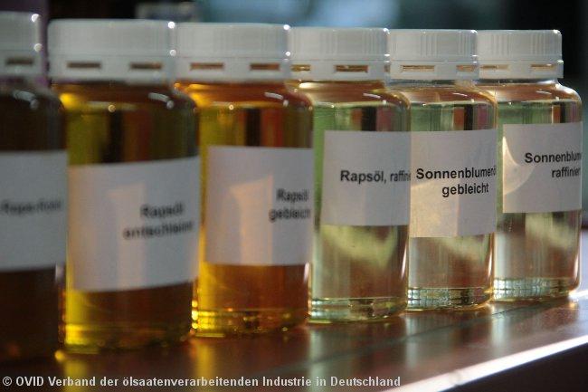 Foto Pflanzenöle