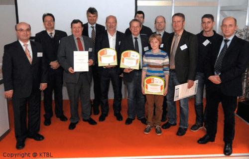 Preisverleihung Bioenergie-Auszeichnung