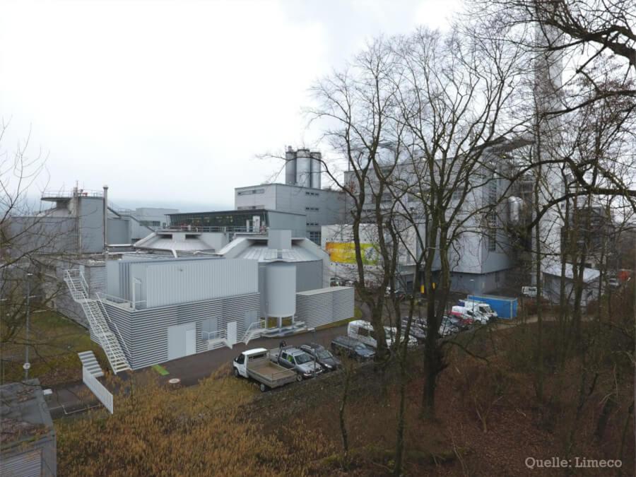 Anlage zur Herstellung von Biogas (inkl. Nutzung von Wasserstoff)