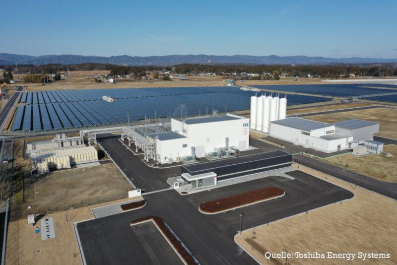 Größte Wasserstoffanlage weltweit