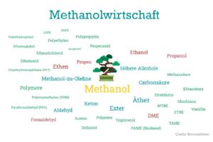 Methanolwirtschaft Erzeugnisse Produkte Stoffe