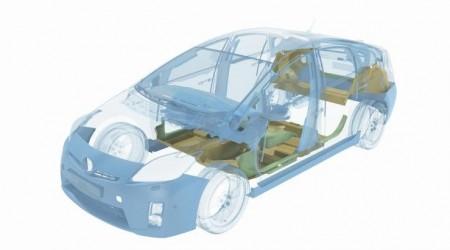 Biokunststoff Biopolymer Auto Interieur Biomaterial FVK