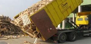Holzreste aus Berlin Brandenburg für Biomasseheizkraftwerk Klingenberg
