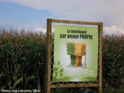 Biokraftstoff an deutschen Tankstellen Bioethanol Quote erhöht
