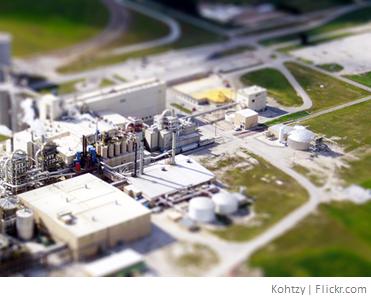 Übersicht von Biokraftstoff Herstellern in Deutschland