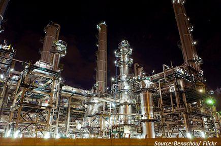 Raffinerie zur Nutzung Nachwachsender Rohstoffe zur Herstellung von Chemikalien Futter oder Biokraftstoff