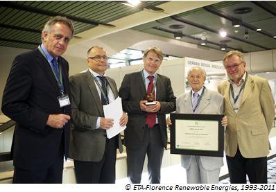 Image zu Preisträger European Biomass Conference